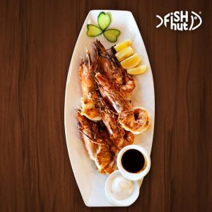 Fresh Seafood in Dubai